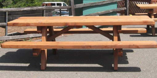 Picnic Table Donation - Ada picnic table requirements
